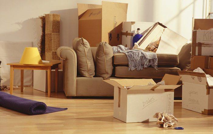Self Storage Wareemba: Unpacking New Home | Angel Storage