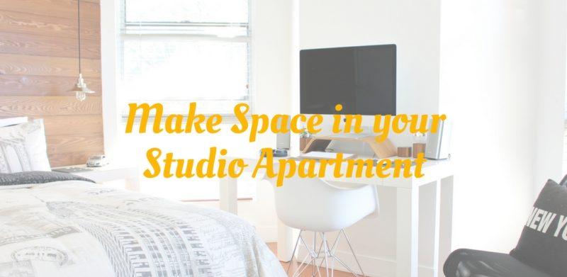 Self Storage Five Dock: Make Space in Studio Apartment | Angel Storage